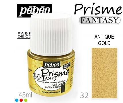 Fantasy Prisme 45 ml - 32 antique gold