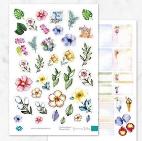 Planner Stickers Summer Vibes
